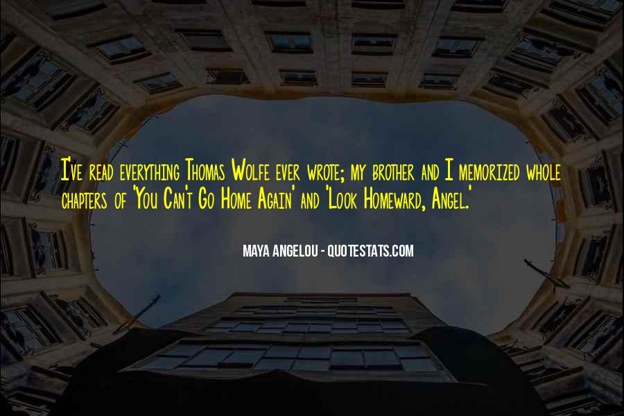 Best Maya Angelou Quotes #138410