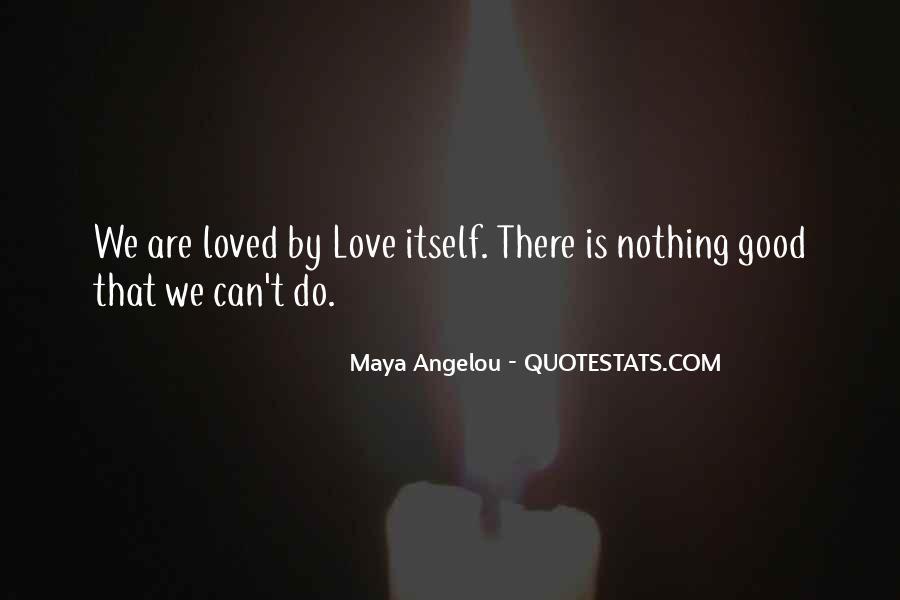 Best Maya Angelou Quotes #144889