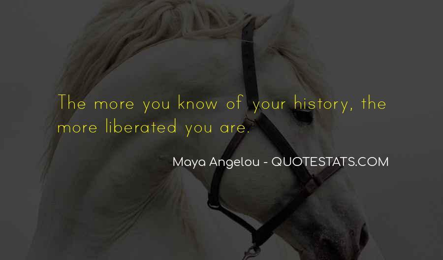 Best Maya Angelou Quotes #23352