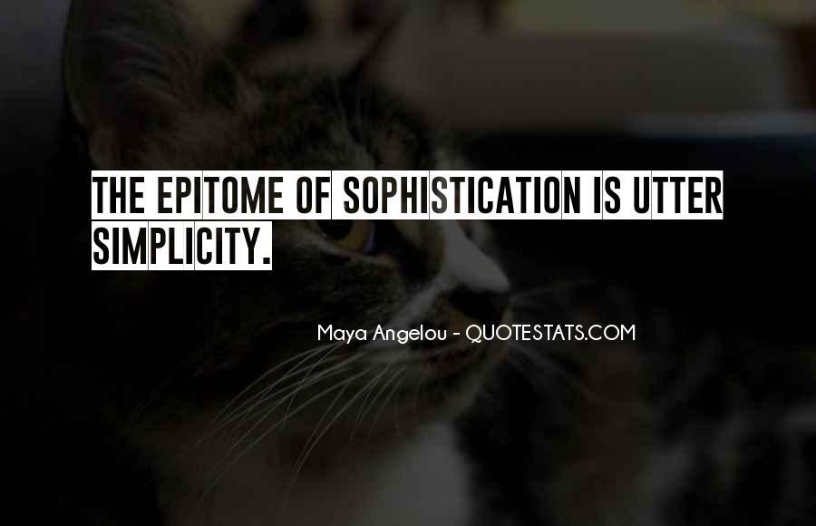 Best Maya Angelou Quotes #28161