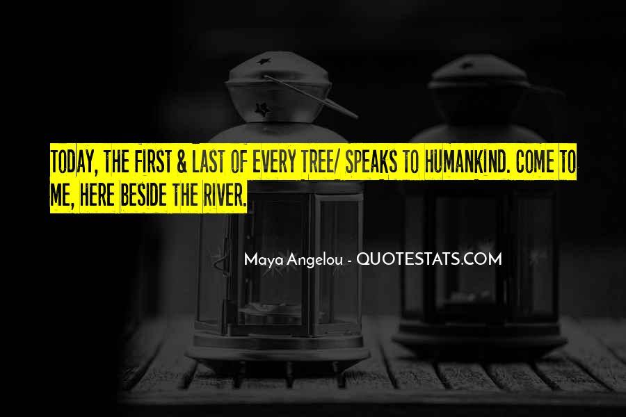 Best Maya Angelou Quotes #33464