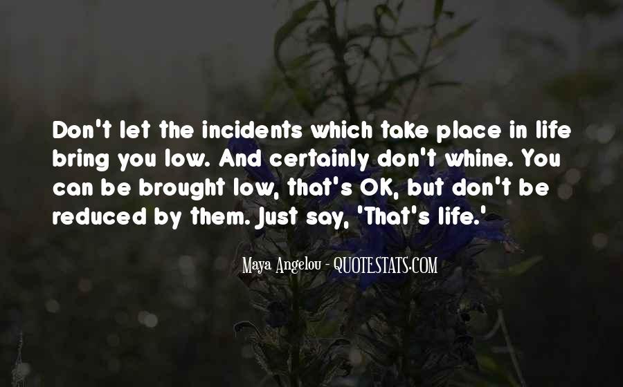Best Maya Angelou Quotes #41369