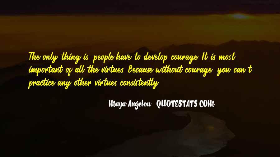 Best Maya Angelou Quotes #4338