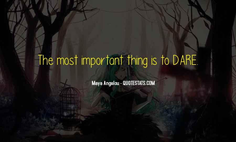 Best Maya Angelou Quotes #46378