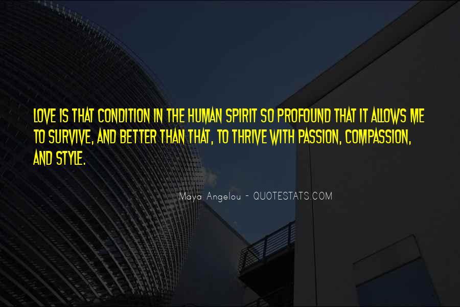 Best Maya Angelou Quotes #5198