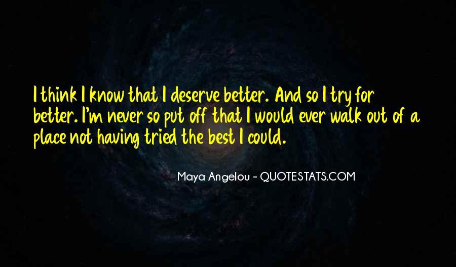 Best Maya Angelou Quotes #52484