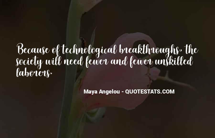 Best Maya Angelou Quotes #54941