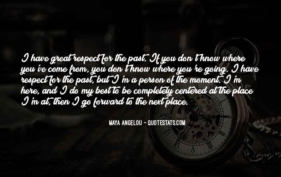 Best Maya Angelou Quotes #86067