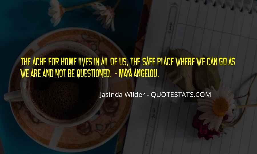 Best Maya Angelou Quotes #87866