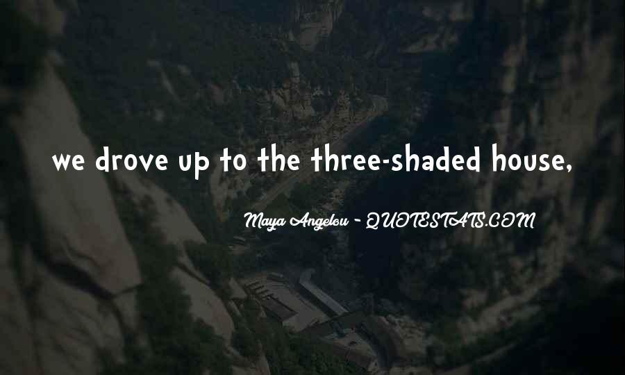 Best Maya Angelou Quotes #96437