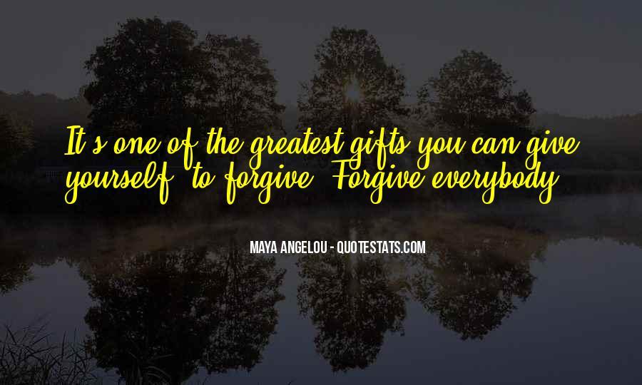 Best Maya Angelou Quotes #97242