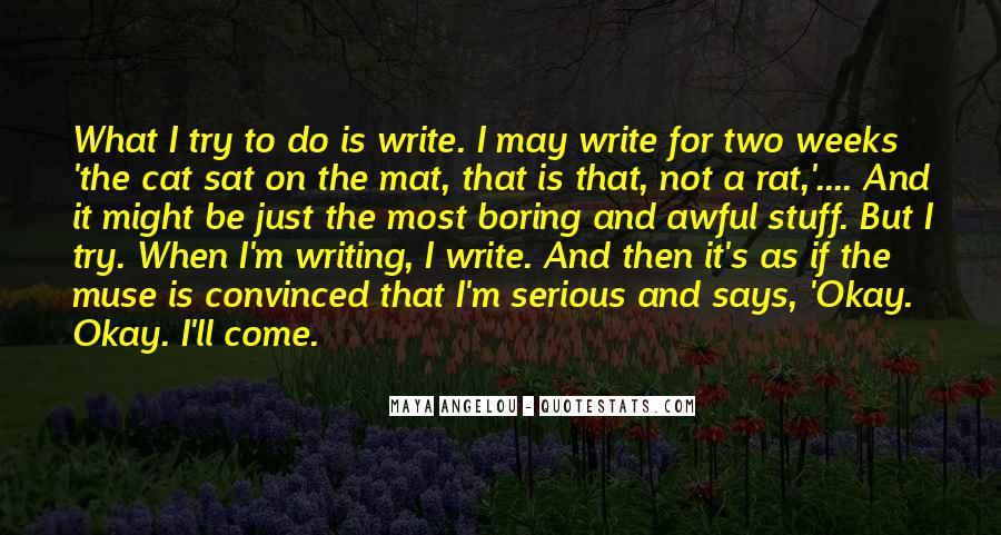 Best Maya Angelou Quotes #99708