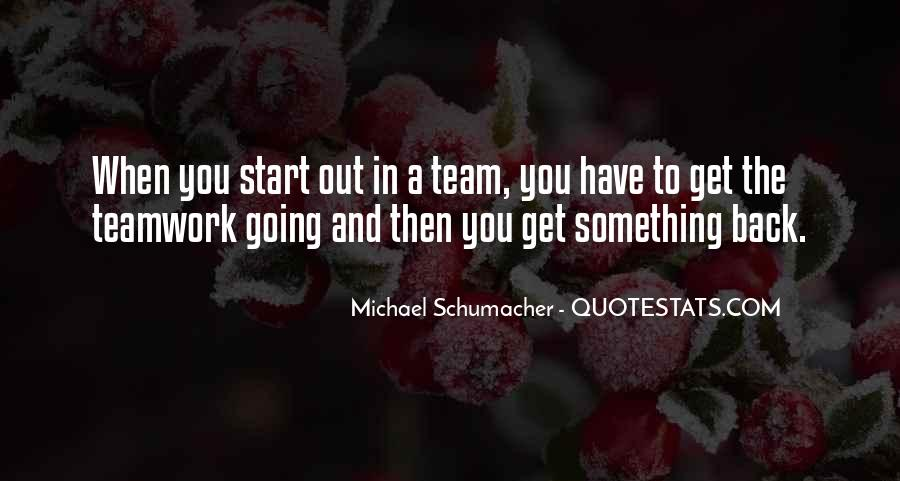 Best Michael Schumacher Quotes #1003197