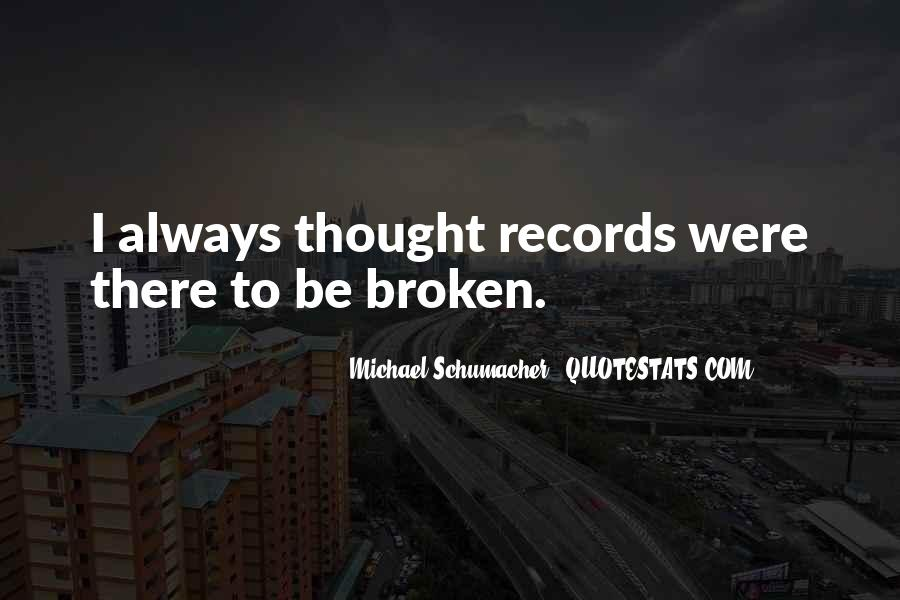 Best Michael Schumacher Quotes #20289