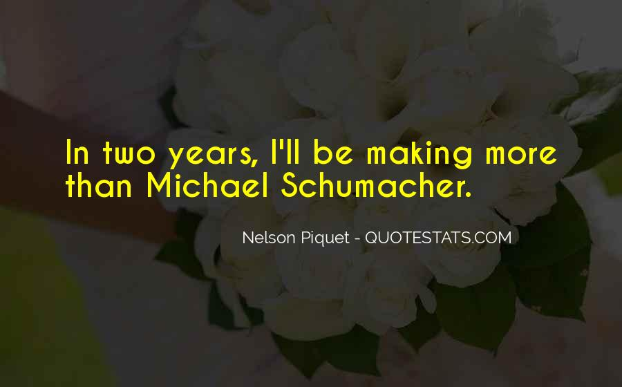 Best Michael Schumacher Quotes #277394