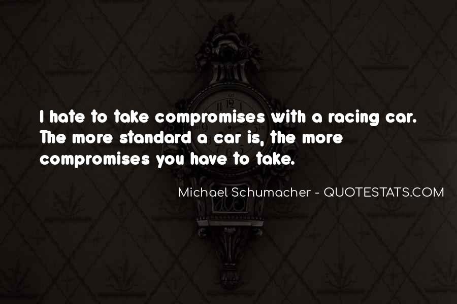 Best Michael Schumacher Quotes #440987