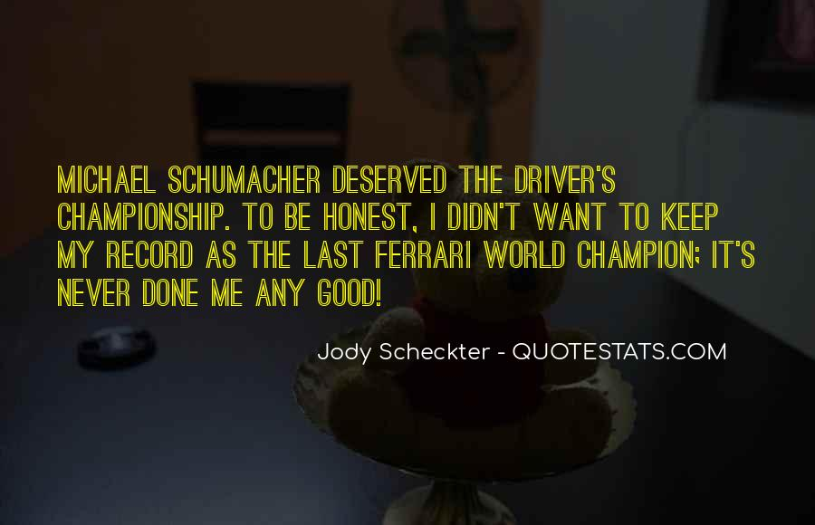 Best Michael Schumacher Quotes #751710