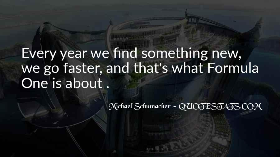 Best Michael Schumacher Quotes #758869