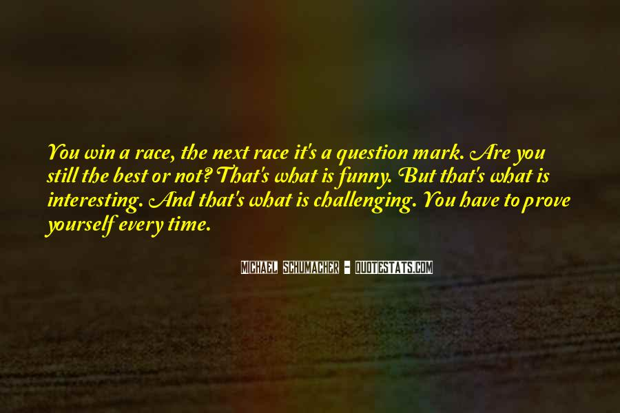 Best Michael Schumacher Quotes #954424