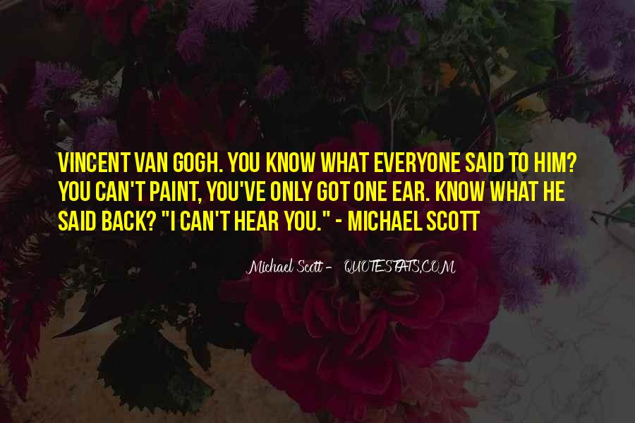 Best Michael Scott That's What She Said Quotes #1144075