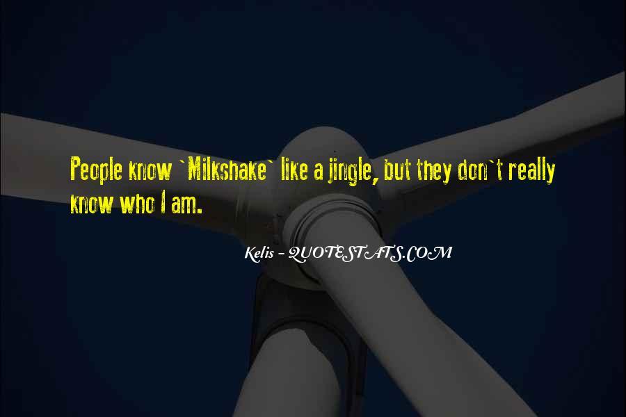 Best Milkshake Quotes #427764