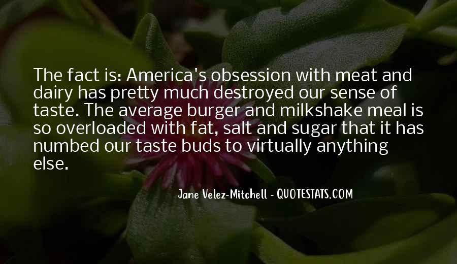 Best Milkshake Quotes #653289