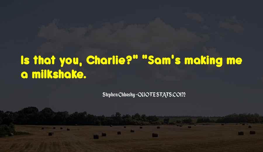 Best Milkshake Quotes #821080