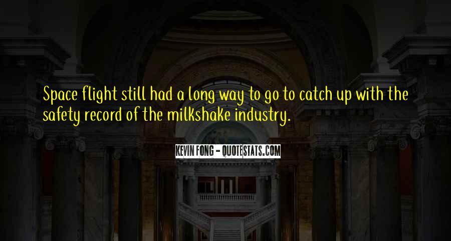 Best Milkshake Quotes #925544