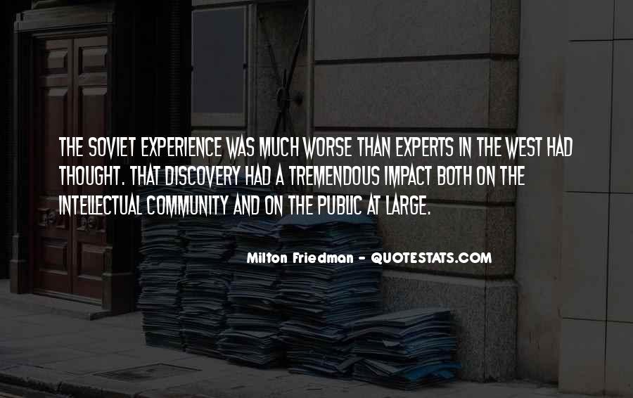 Best Milton Friedman Quotes #106884