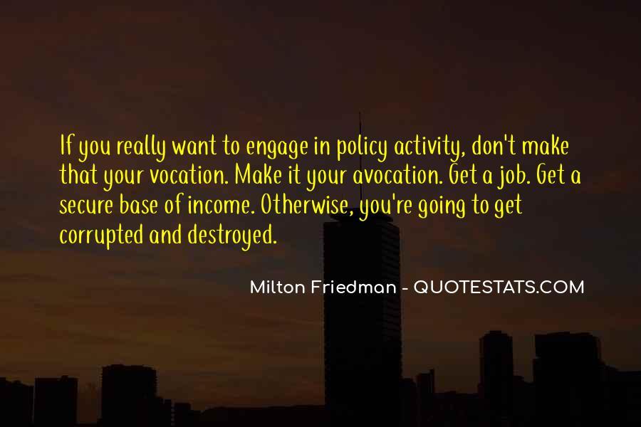 Best Milton Friedman Quotes #26849
