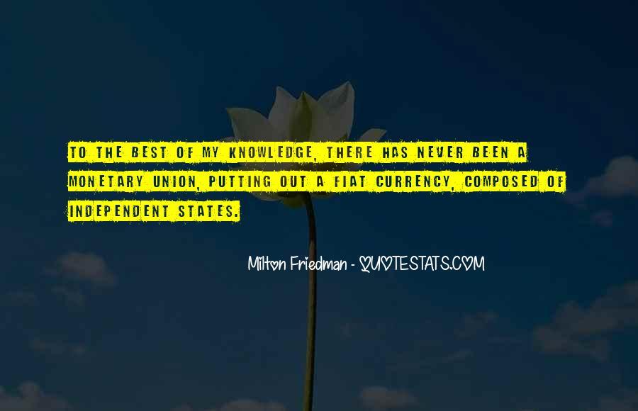 Best Milton Friedman Quotes #45167