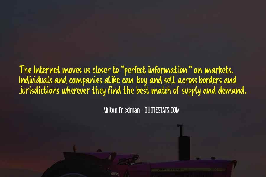 Best Milton Friedman Quotes #53363