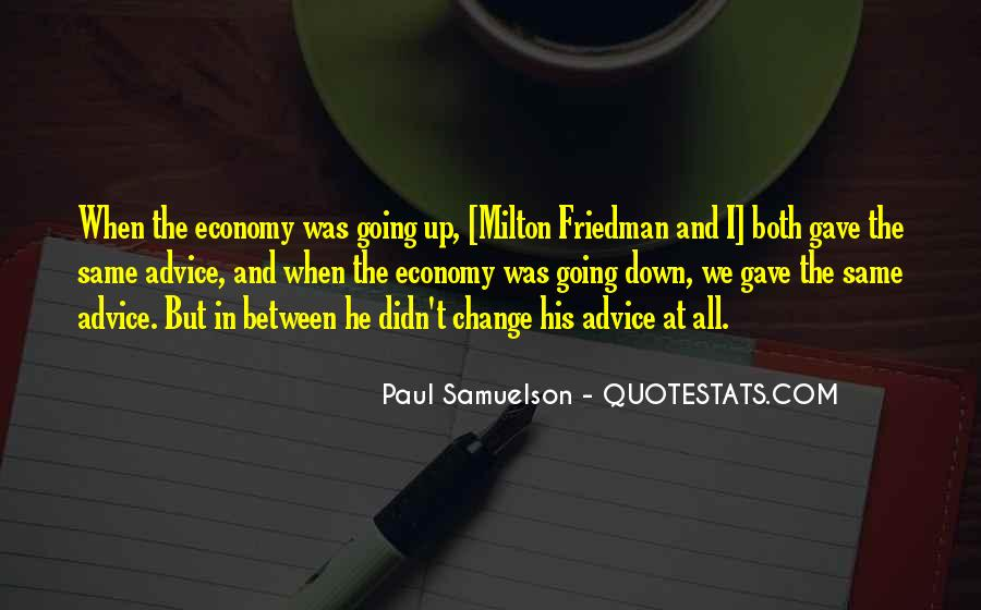 Best Milton Friedman Quotes #71139