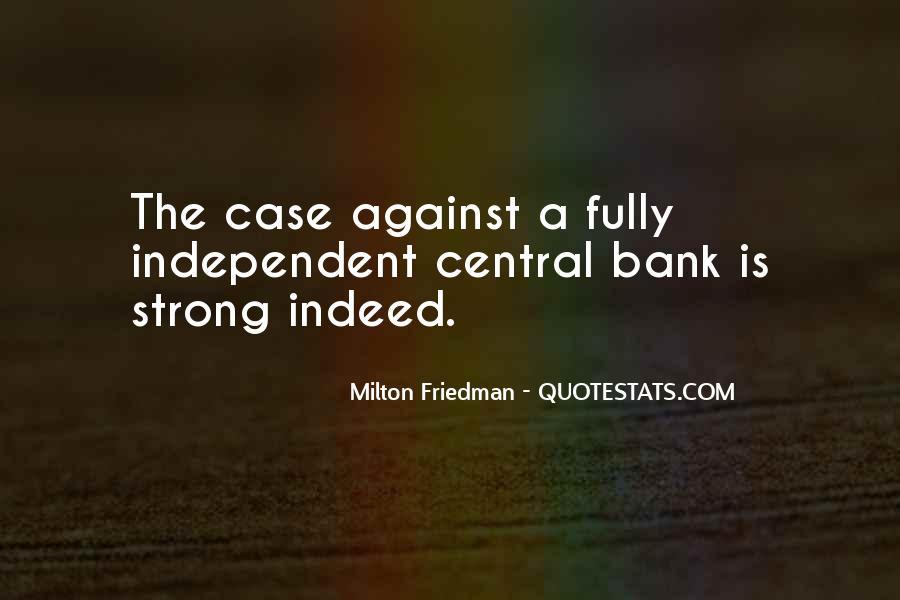 Best Milton Friedman Quotes #88282