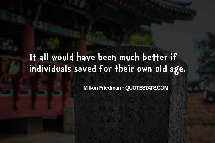 Best Milton Friedman Quotes #98628