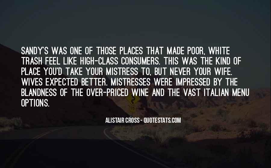 Best Mistresses Quotes #1029474