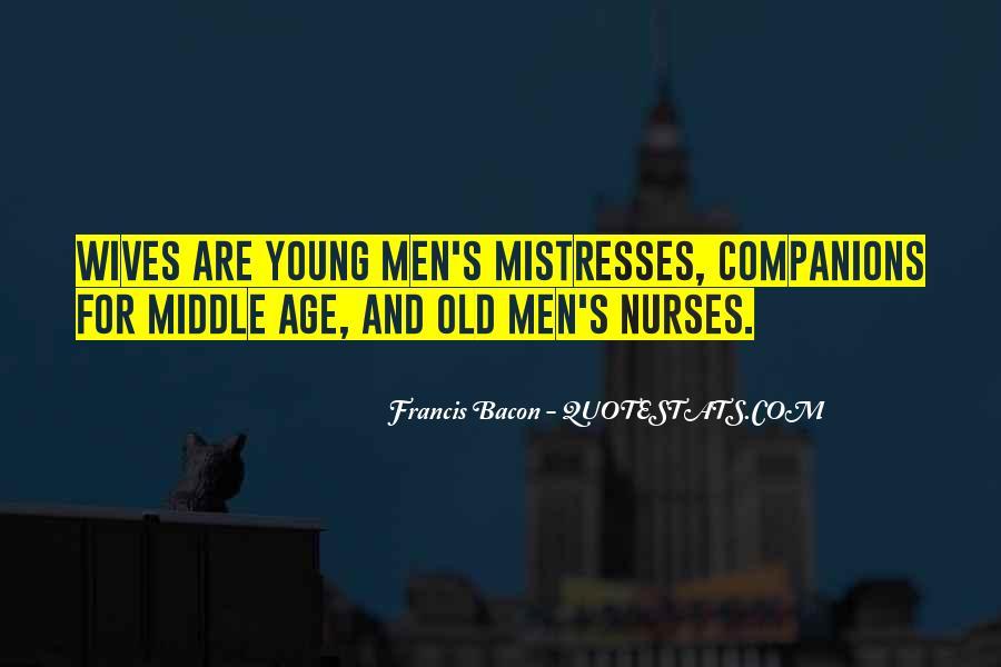 Best Mistresses Quotes #1213497