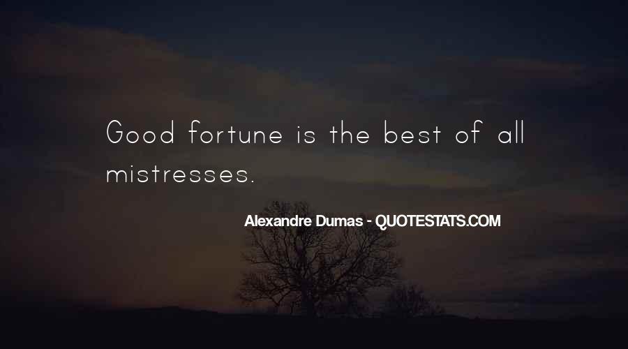 Best Mistresses Quotes #1325002