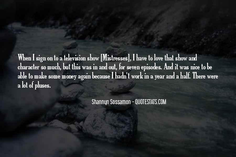 Best Mistresses Quotes #189178