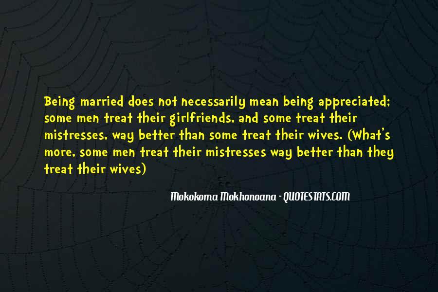 Best Mistresses Quotes #470167