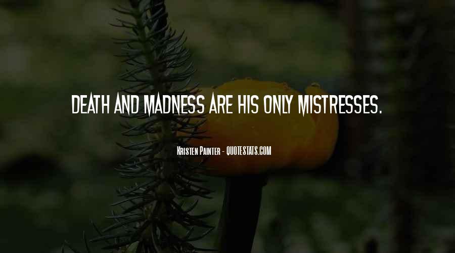 Best Mistresses Quotes #786578