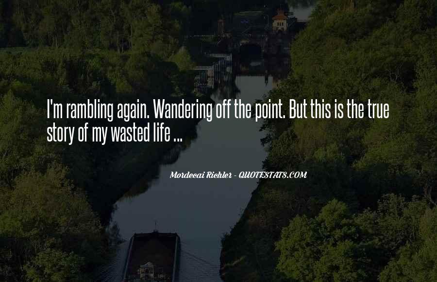 Best Mordecai Quotes #269800