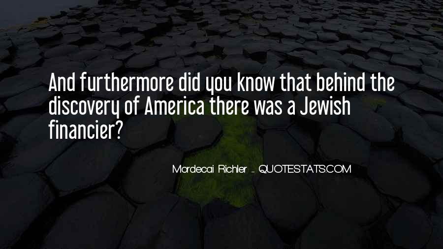 Best Mordecai Quotes #288648