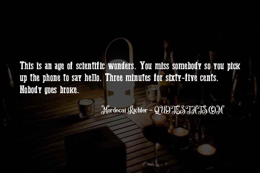 Best Mordecai Quotes #38304