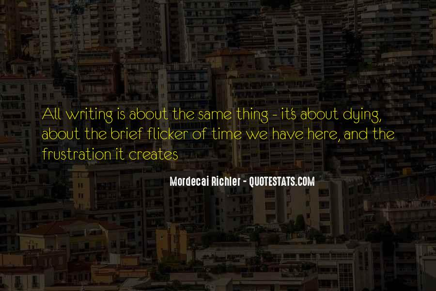 Best Mordecai Quotes #548149