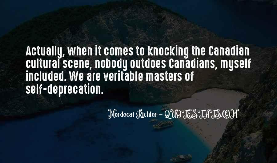 Best Mordecai Quotes #604268