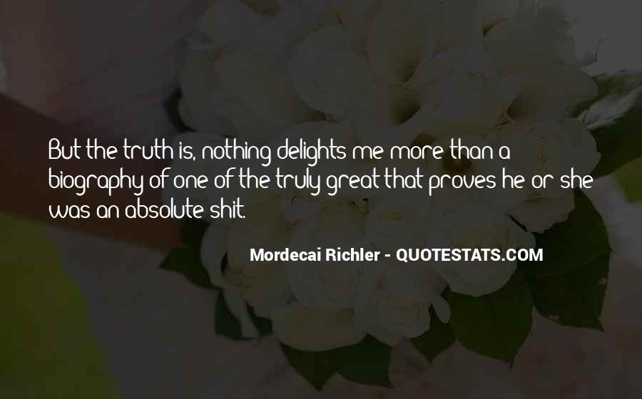 Best Mordecai Quotes #654254
