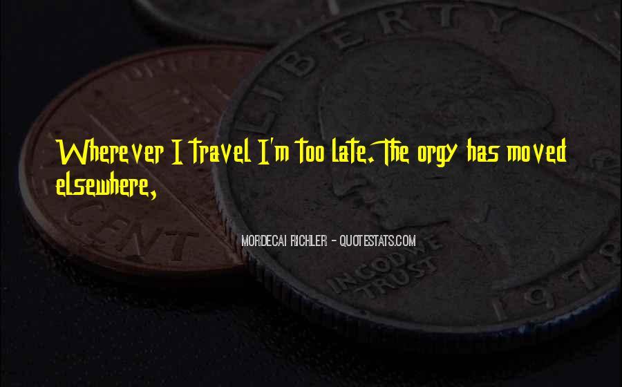 Best Mordecai Quotes #671329