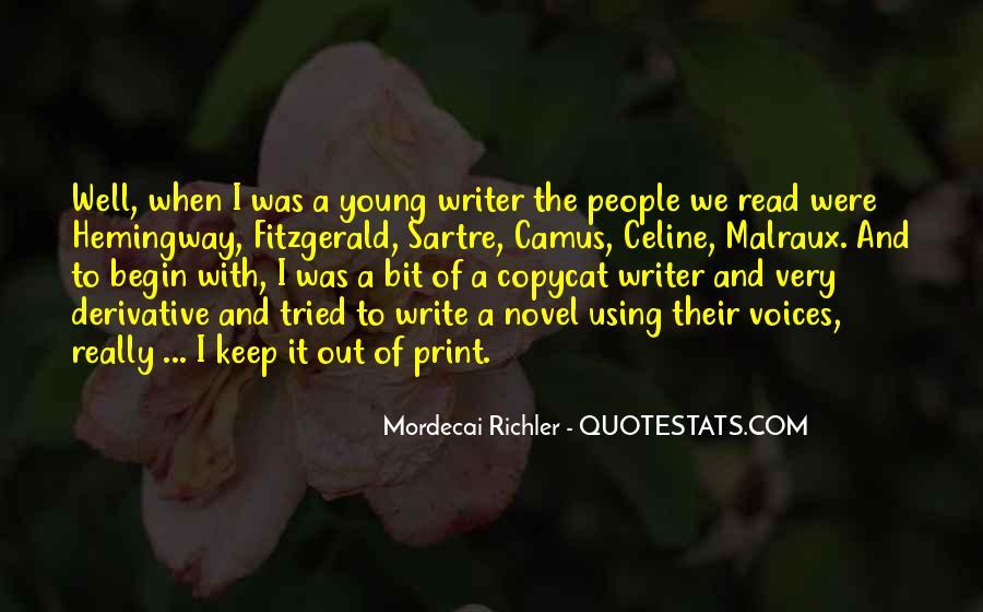 Best Mordecai Quotes #74527