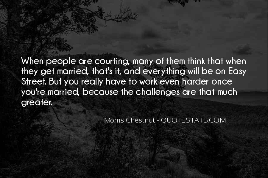 Best Morris Chestnut Quotes #855911